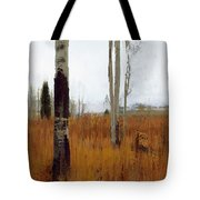Aspen Forest Shear II Tote Bag