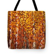 Aspen Grove Tote Bag