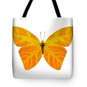 Aspen Leaf Butterfly 3 Tote Bag