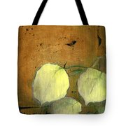 Aspen Leaves Tote Bag