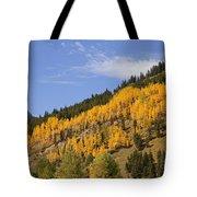 Aspen Ridge San Juan Mountains Tote Bag