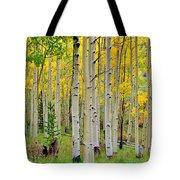 Aspen Slope Tote Bag