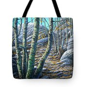Aspen Trail Tote Bag