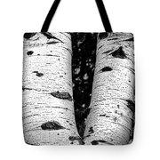 Aspen Tree Art Tote Bag
