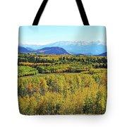 Aspen Valley Tote Bag