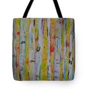 Aspens Abstract II Tote Bag