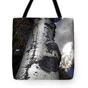 Aspens And A Cool Breeze Tote Bag