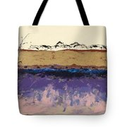 Aspens In Winter Tote Bag