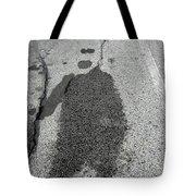 Asphalt Man Tote Bag