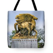 Aspiration And Literature Tote Bag