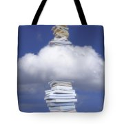 Aspirations Of Knowledge Tote Bag