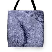 Ass Crack New Mexico In Cyan Tote Bag