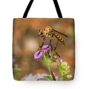 Assasin Fly Tote Bag