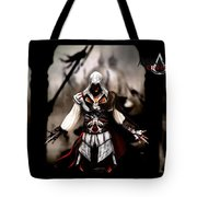 Assassin's Creed II Tote Bag