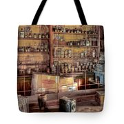 Assay Office Tote Bag
