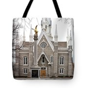 Assembly Hall Tote Bag