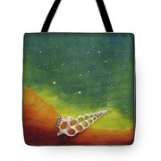Assisted Nucleation Tote Bag