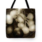 Assorted Alliums Tote Bag