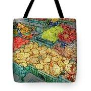 Assorted Market Fare 1 Tote Bag