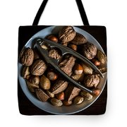 Assorted Nuts Tote Bag