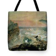 Assuaging Of The Waters Tote Bag
