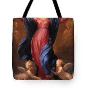 Assumption Of The Virgin 1580 Tote Bag