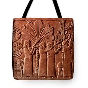Assyrian Queen, 645 B.c Tote Bag
