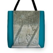 Assyrian Relief 01 Tote Bag