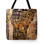 Assyrian Soldier Tote Bag