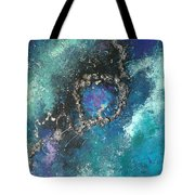 Asteroid Ring Tote Bag