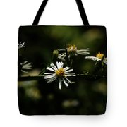 Aster's Branch Tote Bag