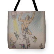 Asthma  Tote Bag