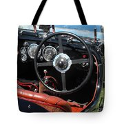 Aston Martin Dashboard Tote Bag