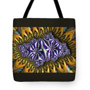 Astonishment - A Fractal Artifact Tote Bag