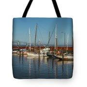 Astoria Marina Tote Bag