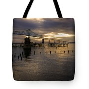 Astoria-megler Bridge 2 Tote Bag