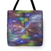 Astral Anomaly Tote Bag