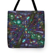 Astral Elixir Tote Bag