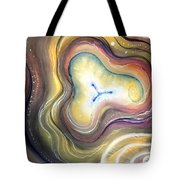 Astral Vision. Mind Concentration Tote Bag