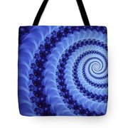 Astral Vortex Tote Bag