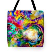 First Breath.. Tote Bag