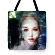 Astrid Has A Secret, She Wouldn't Say A Word Tote Bag
