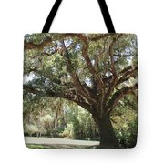 Astride Mighty Oak Tote Bag