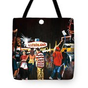 Astroland Tote Bag