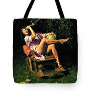 Astrologer40x60 Tote Bag