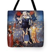 Astrology With Fates Tote Bag