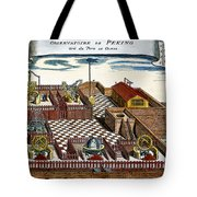 Astronomical Observatory Tote Bag