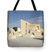 Astronomy Of Giants. Jantar Mantar. Tote Bag