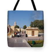 Astronomy Of Giants. Narivalaya Yantra. Tote Bag