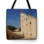 Astronomy Of Giants. Samrat Yantra. Tote Bag